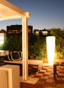 Hotel Lisboa Plaza - Chill Out Terrace